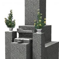 墓石 神戸型