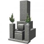 墓石 京都型
